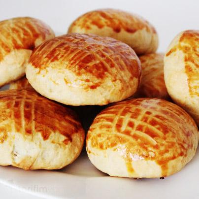 Pastana Poğaçası Tarifi