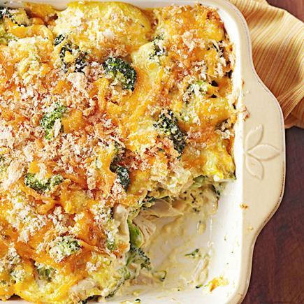 fırında-tavuklu-brokoli
