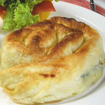 Gül Böreği Tarifi