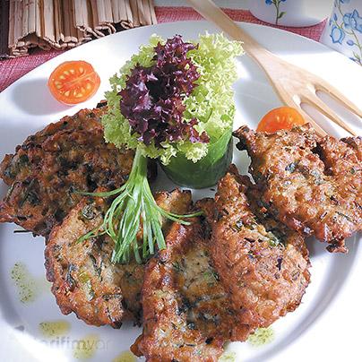 Patlıcan Mücver Tarifi